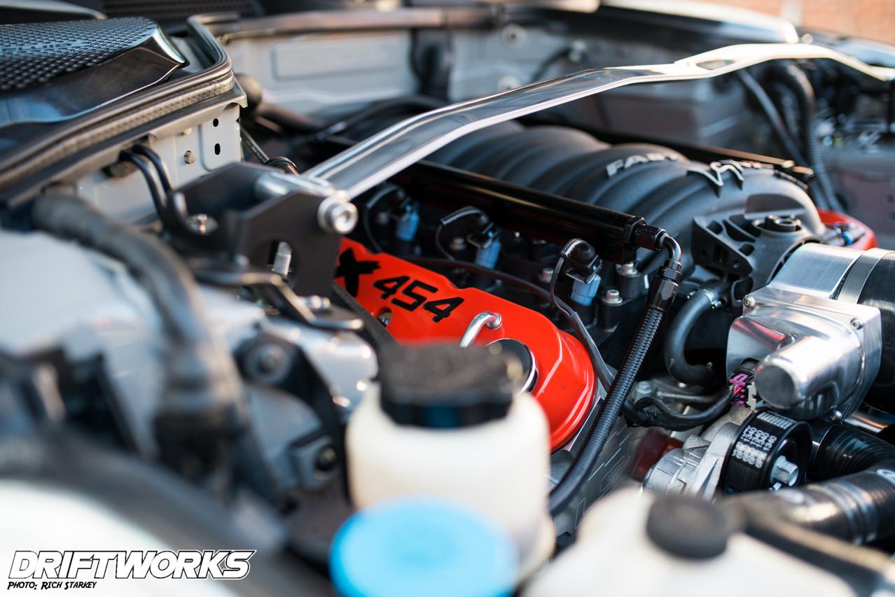 Dynotorque Nissan 350 LSX