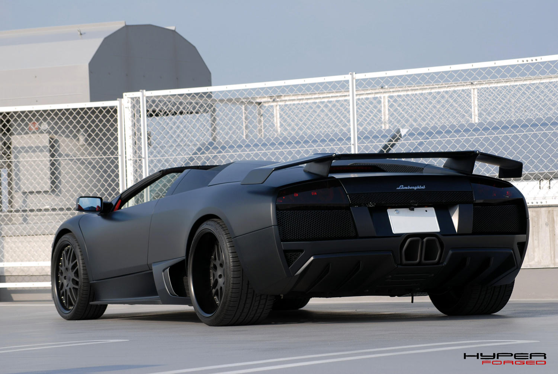 Lamborghini Murceilago fitted with 20'' HF108R