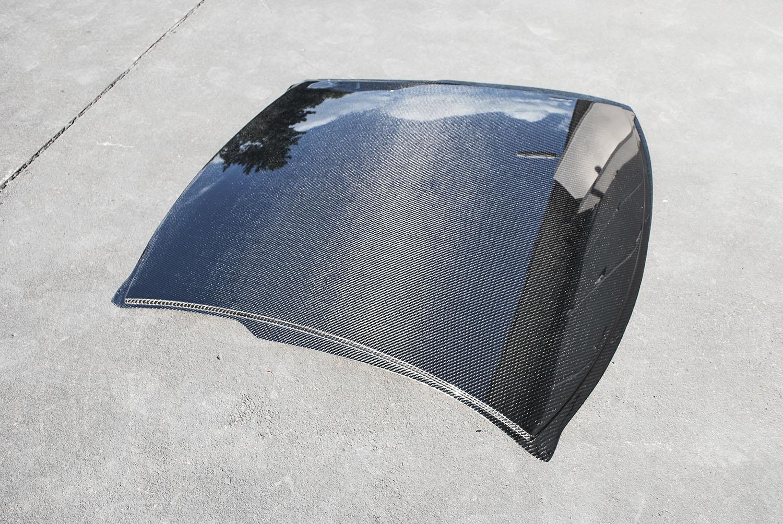 Nissan GTR Carbon Fibre Roof