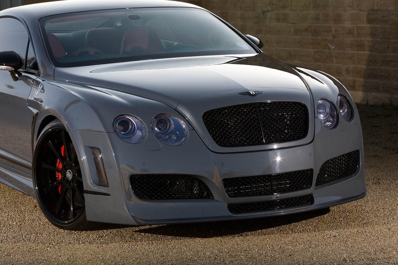 Bentley GT wide body Front Bumper