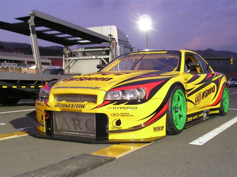 M Speed R34 GTR
