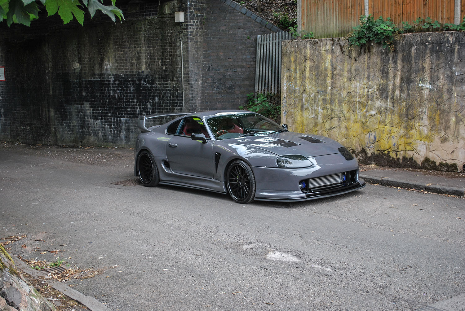Speedwells Wide Body Supra