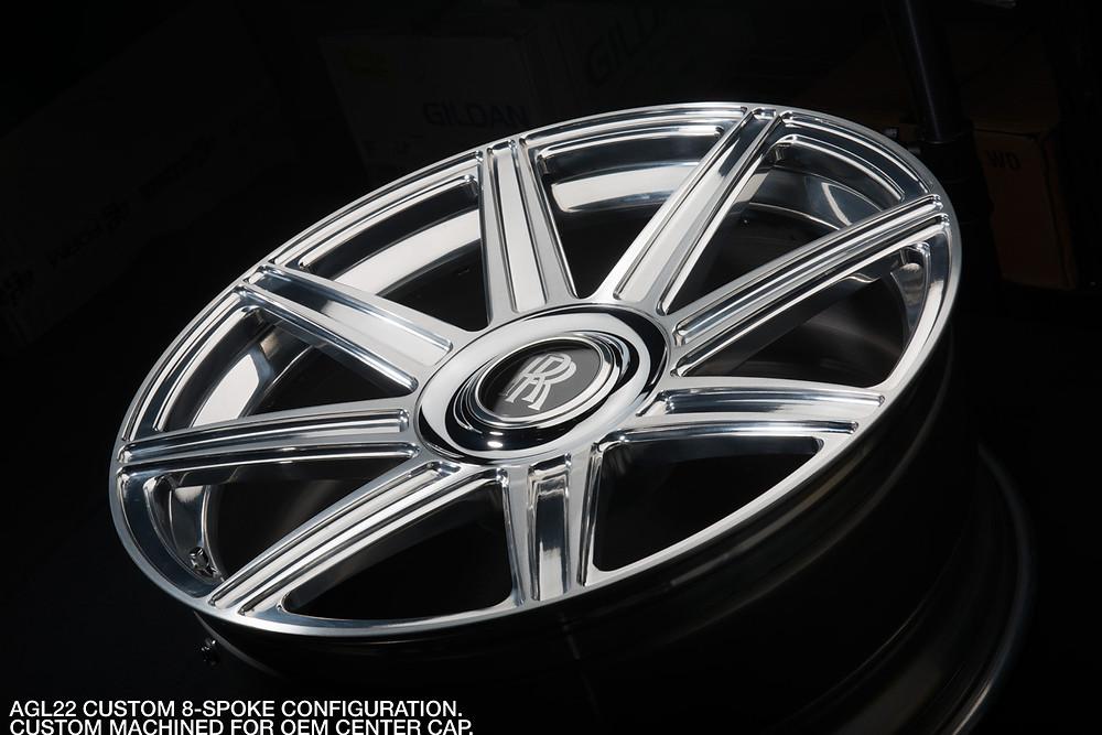 Rolls Royce Forged Wheel AGL22