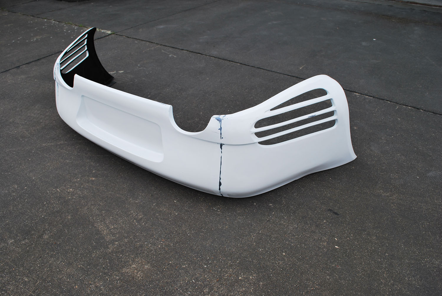 Porsche 996 Turbo-R Rear Bumper