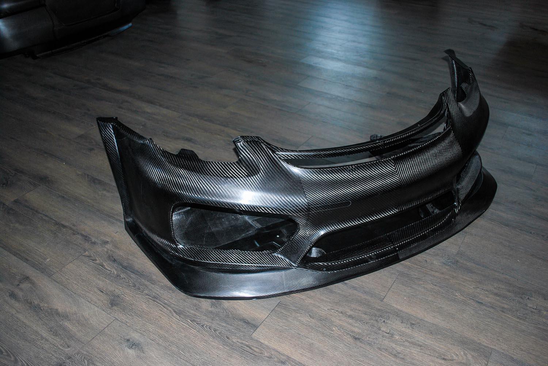 Cayman RSR Front Bumper
