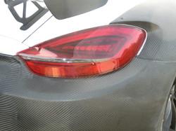 Porsche Cayman 981 Wide Body