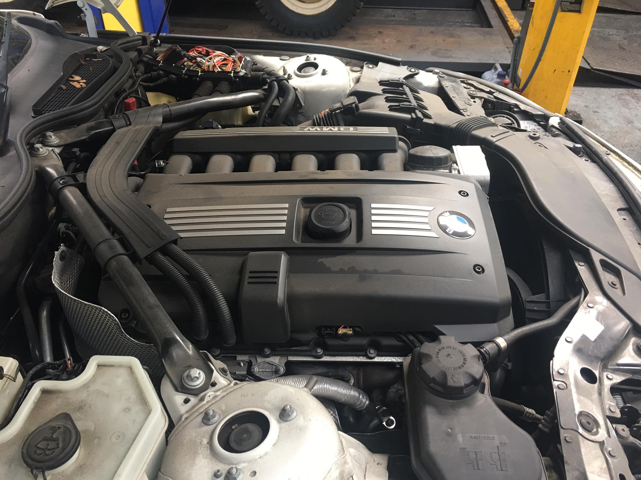 BMW Z4 V8 GT3 Build