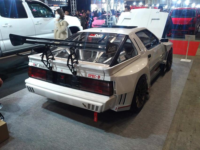 Mitsubishi-Starion-Wide-Body