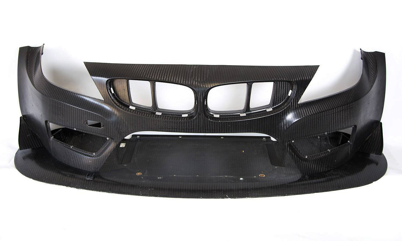 BMW-Z4 GT Bumper-front-Splitter