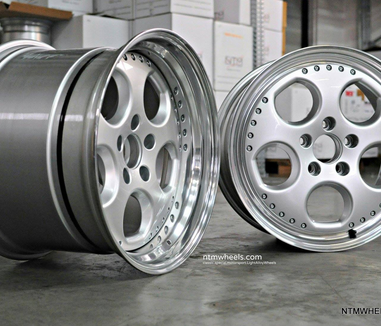 NTM Forged LD