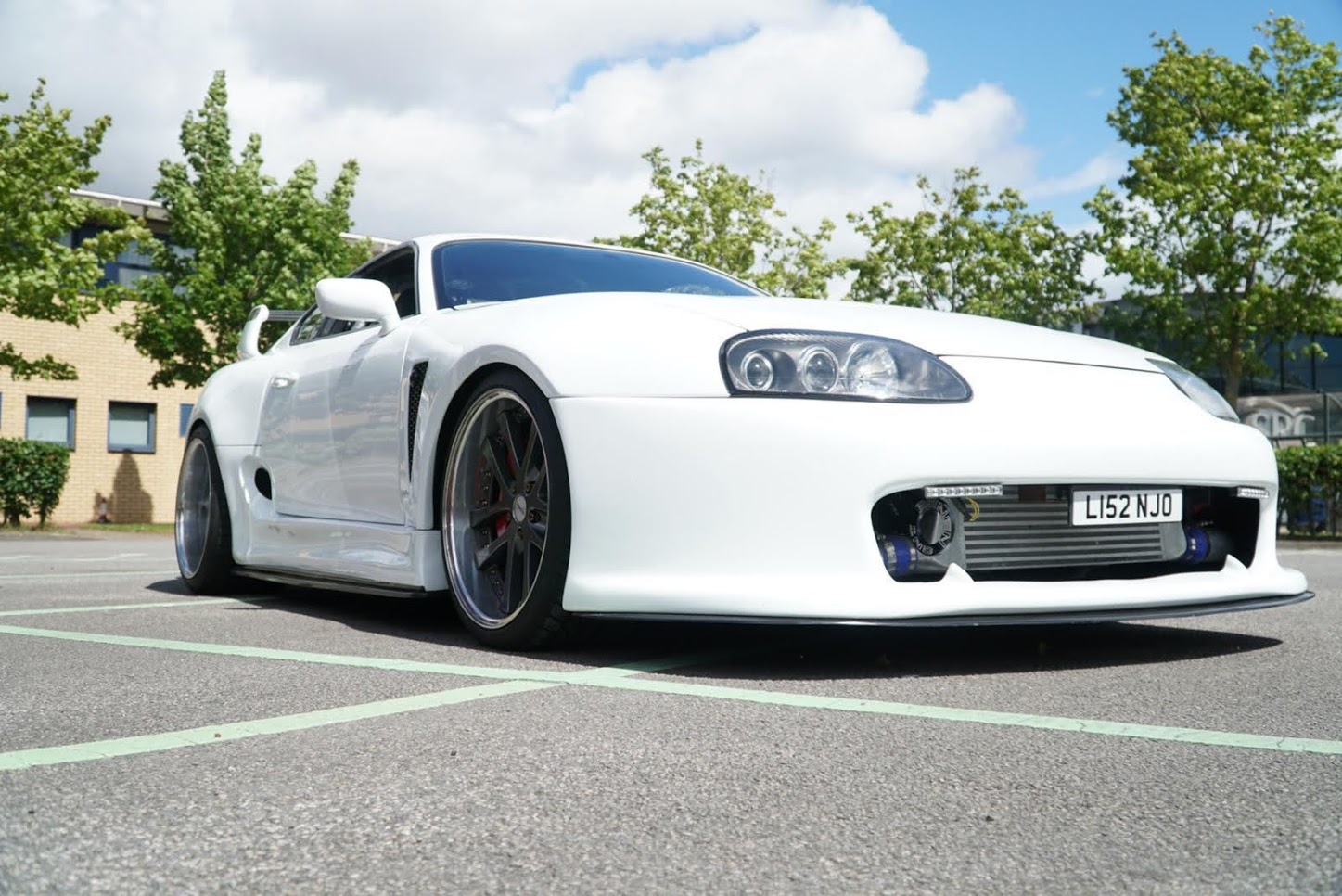 Speedwell Wide Body Supra