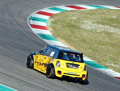 R56 Mini Cooper Time attack