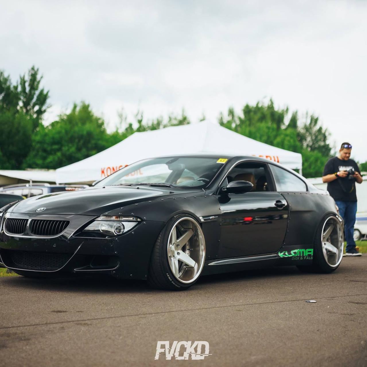 BMW Wide Body M6