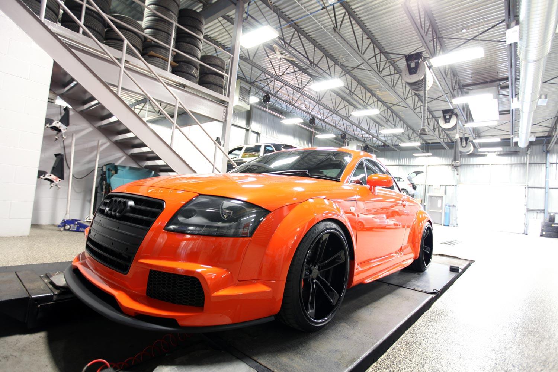 Audi TT MK1 8N