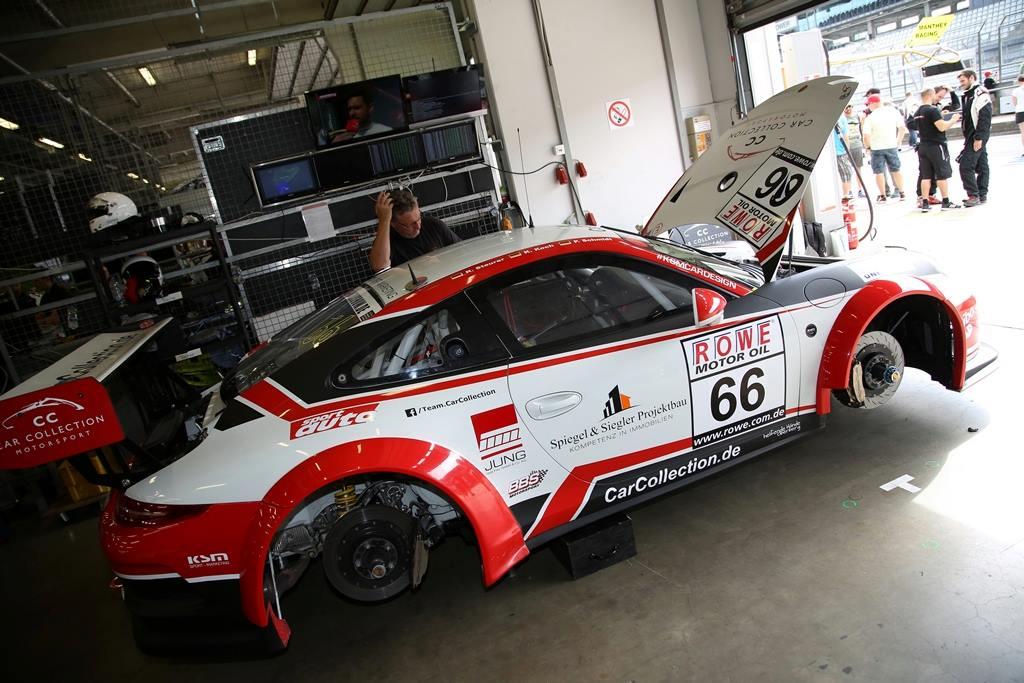 Porsche 991 CUP WideBody