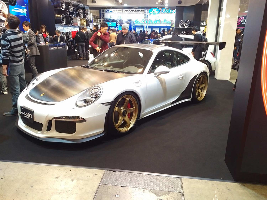 Porsche-991-GT3-Yokohama-ADVAN-Wheels
