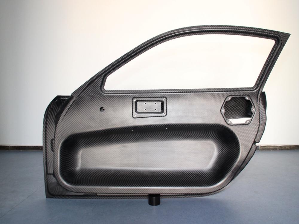 Porsche 991 Carbon Fibre Door