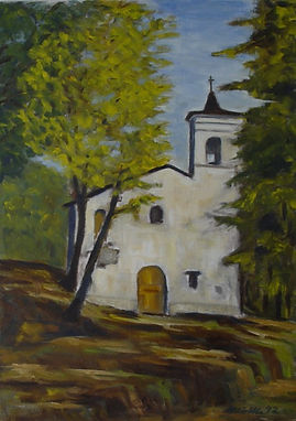 Kirche San Pietro, Poschiavo, Tessin