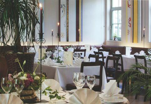 Das Wintergarten-Café