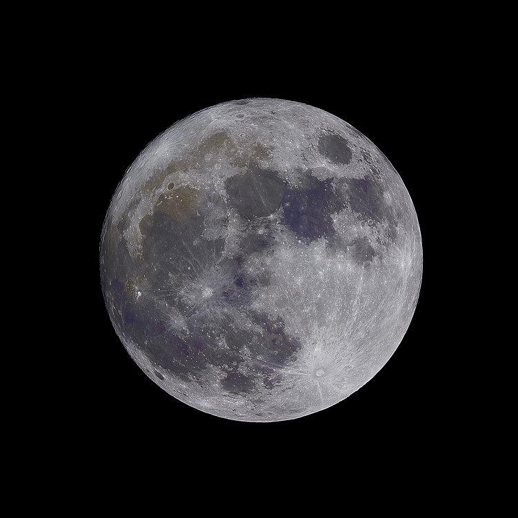 The Moon - main image for The Precipice