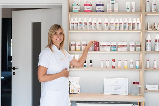 profesjonalne produkty kosmetyczne, Korona Centrum