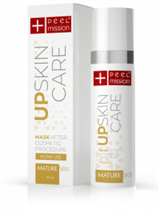 Up Skin Care for Mature Skin Peel Mission