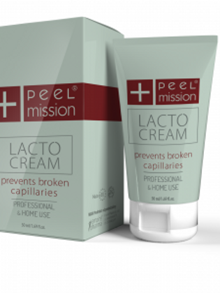 Lacto Cream Peel Mission