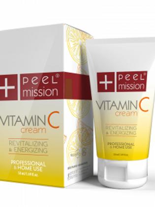 Vitamin C Cream Peel Mission