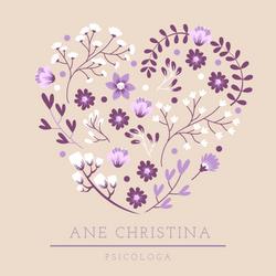 Psicóloga Ane Christina