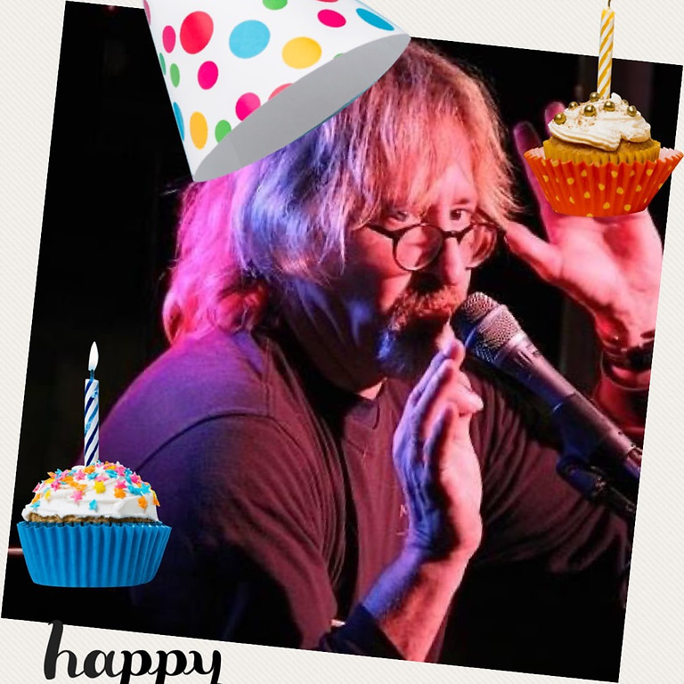 Join us to celebrate Jaralyn's birthday with special guest John Eisenhart