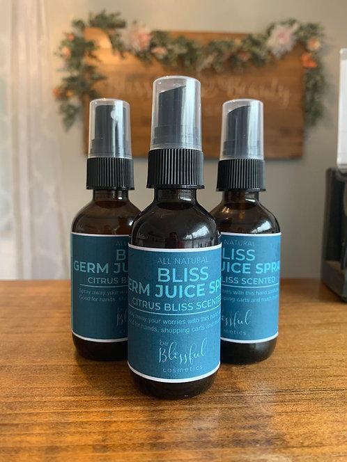 Bliss Germ Juice Spray
