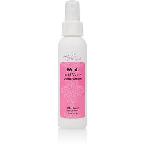 Wash & Wink