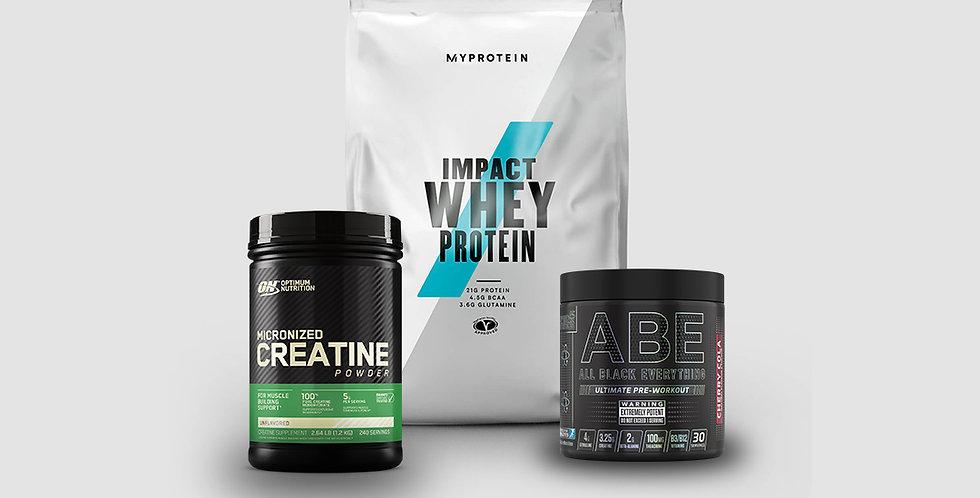 20% OFF MyProtein Whey (2.5Kg), Pre-Workout & Creatine