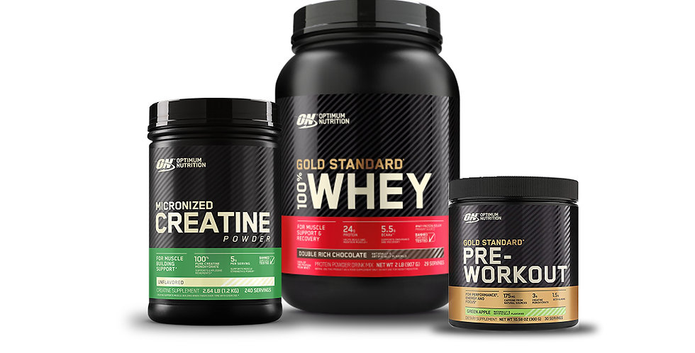 20% Off ON Protein, Creatine & Pre-Workout