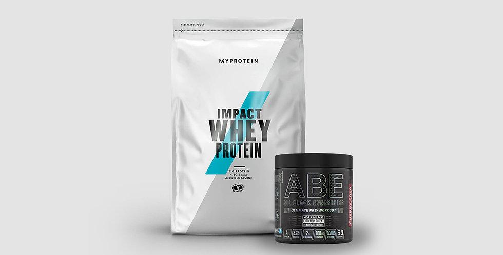 16% OFF MyProtein Impact Whey & Pre-Workout