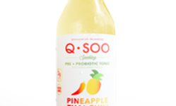 Pineapple Thai Chili Sparkling Pre+Probiotic Tonic