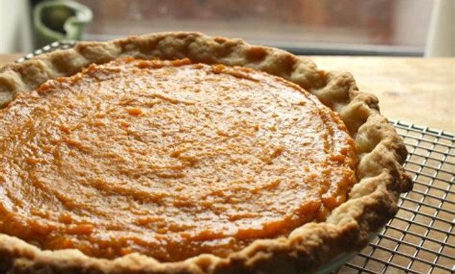 "6"" Sweet Potato Pie"