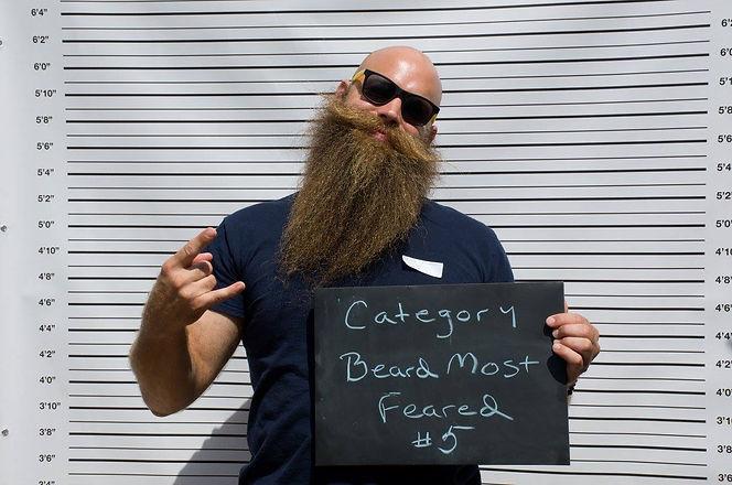 Beard Most Feared