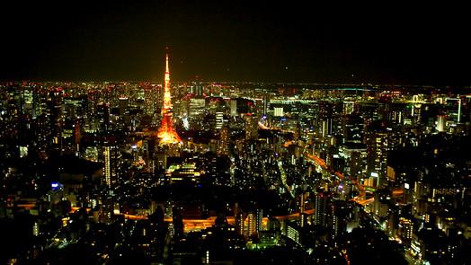 TOKYO MIDNIGHT PICNIC  -TRAVEL