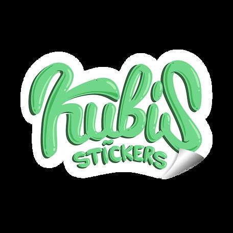 logo kubistickers