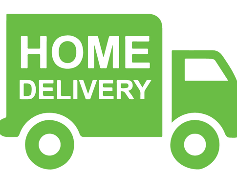 Home Delivery Right Now!