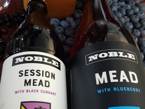 Blueberry Blossom Mead