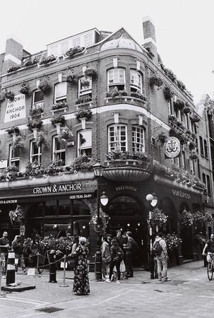 Crown & Anchor - London