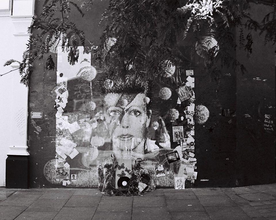 Bowie Memorial - Brixton, London