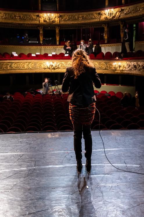 Théâtre du Gymanse Marie Bell