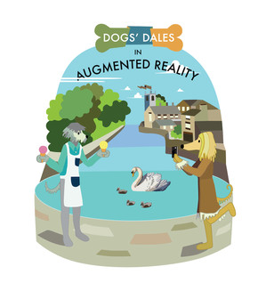 DOGS'DALES WEBSITE & AR