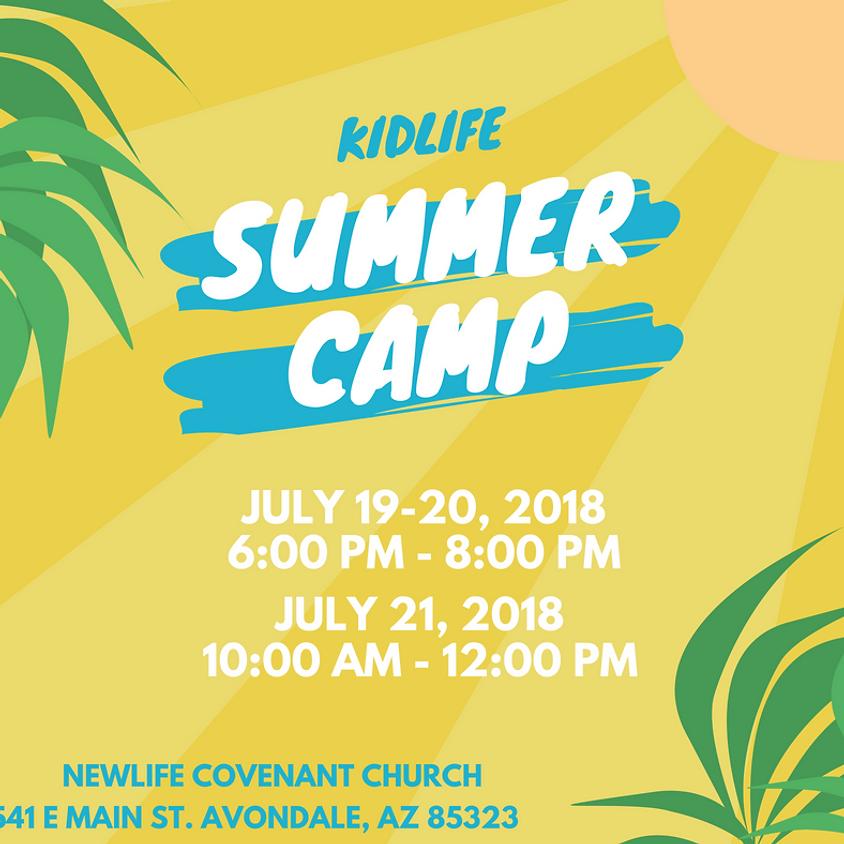 KidLife Summer Camp