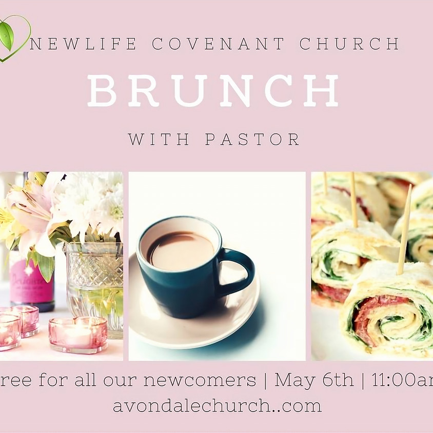 Brunch with Pastor
