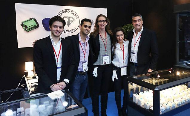Antwerp Diamond Fair 2015