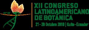 XII Congreso Latinoamerico de Botanica